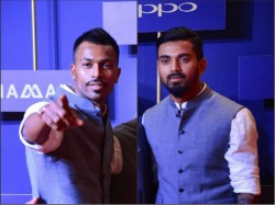 Coa Chief Recommends Two Match Ban On Hardik Pandya Kl Rahul