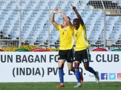 I League 2018 19 Mohun Bagan Vs Real Kashmir Fc Match Report