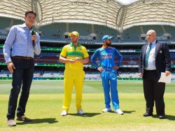 Get Live Update India Australia Second Odi Adelaide