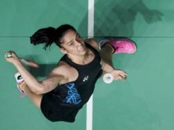 Malaysia Masters 2019 Semifinal Saina Nehwal Loses Carolina Marin