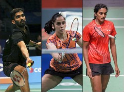 Indonesian Masters 2019 Saina Semifinals Sindhu Srikanth Crash Out