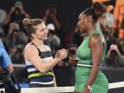 Australian Open 2019 Serena Williams Knocks World Number One Simona Halep