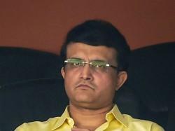 Sourav Ganguly Prays Former Teammate Jacob Martin S Speedy Recovery