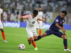 Afc Asian Cup 2019 India Vs Thailand Match Report India