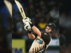 New Zealand Set Big Target India 3rd T20i At Hamilton