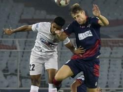 Isl 2018 19 Pune City Manage Hold Atk Off Entertaining Draw