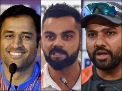 Dhoni Kohli Rohit Differences Their Captaincy Karthik Points Out