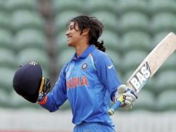 Icc Women S Odi Rankings Smriti Mandhana Becomes Number 1 Ranked Batter