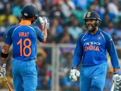 Icc Odi Rankings Rohit Sharma Misses Golden Opportunity Be Number