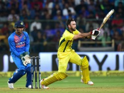 India Versus Australia 2019 Second T20i Maxwell S Century Seals The Series For Ausies
