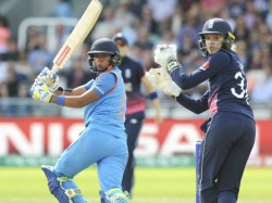 Indian Women Vesus England Women Harmanpreet Ruled Of Odi Series