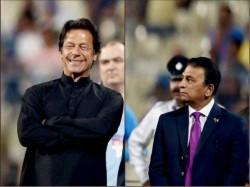 Where Is Naya Pakistan Gavaskar Sends Direct Messege Imran Khan