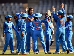 Icc Women S Championship Second Odi India Defeat England 7 Wickets