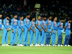 Pulawama Martyrs India Australia Cricketers Pay Homage