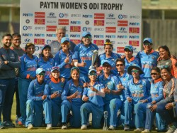 Icc Women S Championship Third Odi England Earn Consolation Win