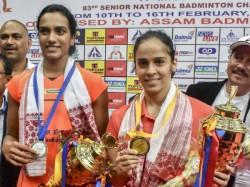 National Badminton Saina Beats Sindhu Grab Second Successive Title