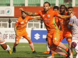 I League 2018 19 Chennai City Neroca Share Points A Six Goal Thriller