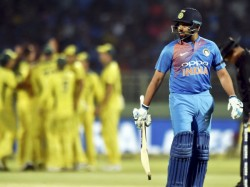 India Versus Australia 2019 1st T20i Coulter Nile S 3 Wicket Gives Ausies The Advantage