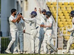 Ranji Trophy 2018 19 Vidarbha Claim 2nd Successive Title Beat Saurashtra