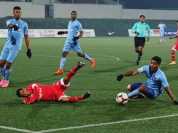 I League 2018 19 Shillong Lajong Overcome Churchill Brothers In Five Goal Thriller