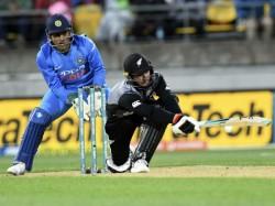 New Zealand Versus India 1st T20i India Lose The Match 80 Runs