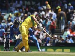 India Versus Australia First Odi Key Ausie Batsman Rules Out