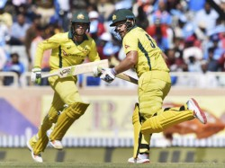 India Versus Australia Third Odi Openers Boost Australia Reach