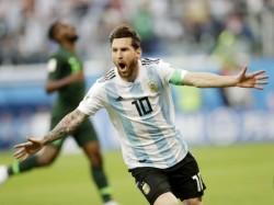 Messi Start Argentina End Nine Month Absence