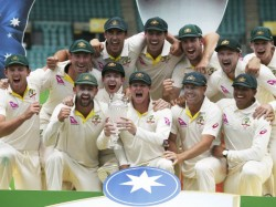 Icc Test Championship Cricketers Adopt Names Numbers Ashes Jersey