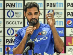 World Cup Bhuvneshwar Kumar Not Worried About Getting Chance