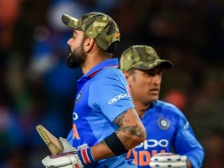 India Had Taken Permission From Icc Wear Camouflage Caps