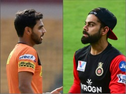 Ipl 2019 Srh Vs Rcb Rcb Win The Toss And Opt To Field First