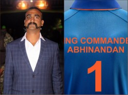 We Salute Your Bravery Indian Sportspersons Welcome Abhinandan Varthaman