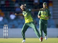 Imran Tahir Quit Odis After Icc World Cup