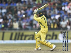 India Versus Australia 2019 Fifth Odi Usman Khawaja Scripts 2 Records With Second Odi Century