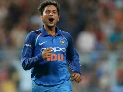 Kuldeep Yadav Became The Fastest Indian Spinner To 100 Odi Wickets 3rd Fastest In Overall