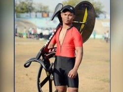 I Am Made India Says World No 1 Junior Cyclist Esow Alben