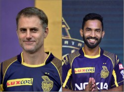 Dinesh Karthik Will Play Finisher S Role India As He Is World Cup Mix Simon Katich