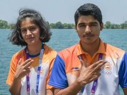 Asian Championship 2019 Bhaker Chaudhary Smash World Record Mixed Team