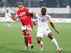I League 2018 19 Mohun Bagan Ends The Season With Win