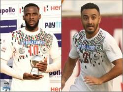 I League 2018 19 Mohun Bagan Release Omar El Hussieny Henry Kisekka