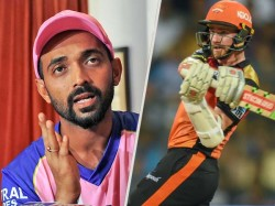Ipl 2019 Srh Vs Rr Rajasthan Royals Win The Toss And Opted To Bat First