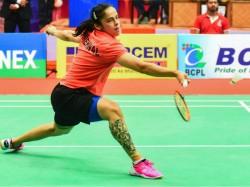 Saina Nehwal Enters Into England Quarter Finals