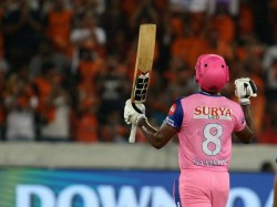 Ipl 2019 Srh Vs Rr Sanju Samson S Century Powers Rr To A Big Total