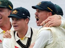 Australia Team Welcome Backs Smith Warner Watch Video