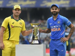 India Versus Australia 2019 Fifth Odi Australia Win The Toss And Opt To Bat First In Delhi