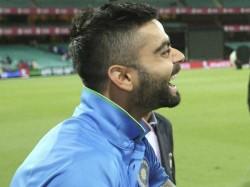Watch Video Virat Kohli S Reaction Jasprit Bumrah S Last Ball Six
