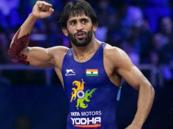 Punia Wons India S 1st Gold Medal At Asian Wrestling Championships