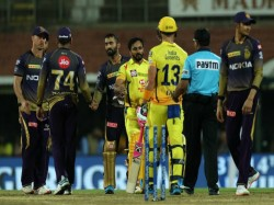 Ipl 2019 Csk Wins By 7 Wickets Against Kkr