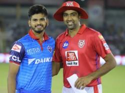 Ipl 2019 Delhi Capitals Wins Toss Will Bowl First Against Kxip